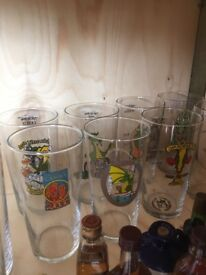 WANTED WANTED NORWICH BEER FESTIVAL GLASSES