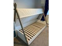 Teepee Style Single Bed