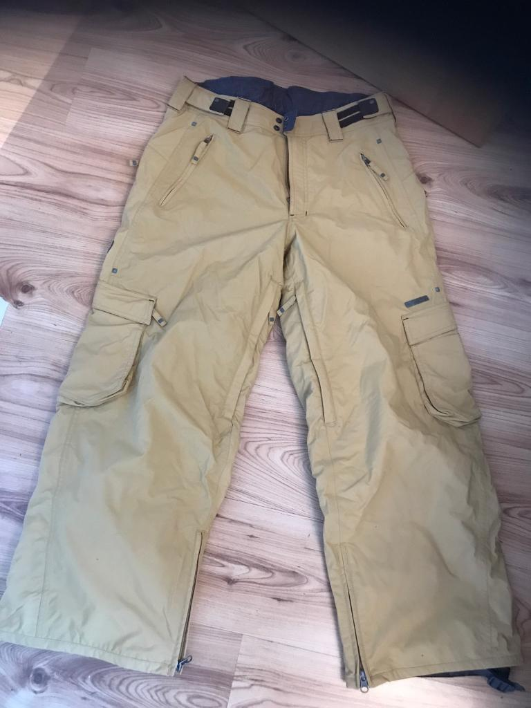 Brand new scott snowboarding trousers