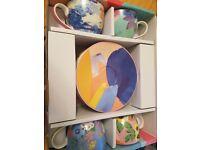 Oliver Bonas Beatrix Espresso Cup Set - Brand New