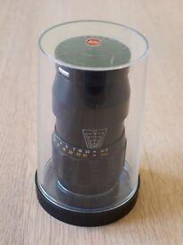 Leica Leitz M 135mm Lens Tele-Elmar F4