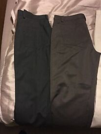 Formal mens trousers from top brands ie next, river island