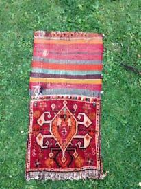 P.e.r.s.i.a.n Qashqai Saddle Bag
