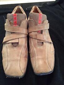 Prada mens shoes size 12