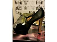 Party shoes size 3/4