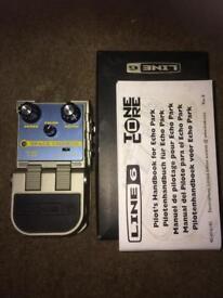 Line 6 Chorus pedal
