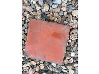 70 Reclaimed 6x6 Quarry Tile