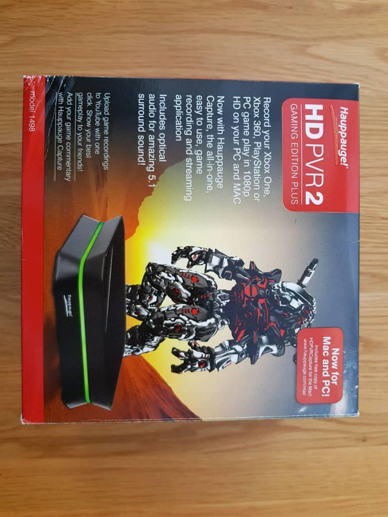 Xbox & PlayStation Recorder | in Grange Park, Wiltshire | Gumtree
