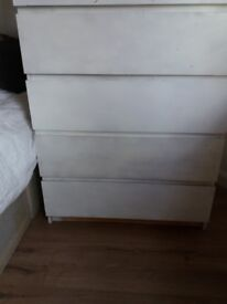 Chest of drawers - Ikea 4 drawer