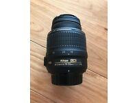 AF-S DX Zoom-Nikkor VR 18-55mm F3.5-5.6G