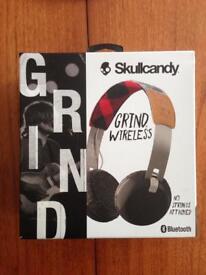 Skull Candy Wireless Headphones. BRAND NEW.