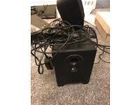 Computor speakers