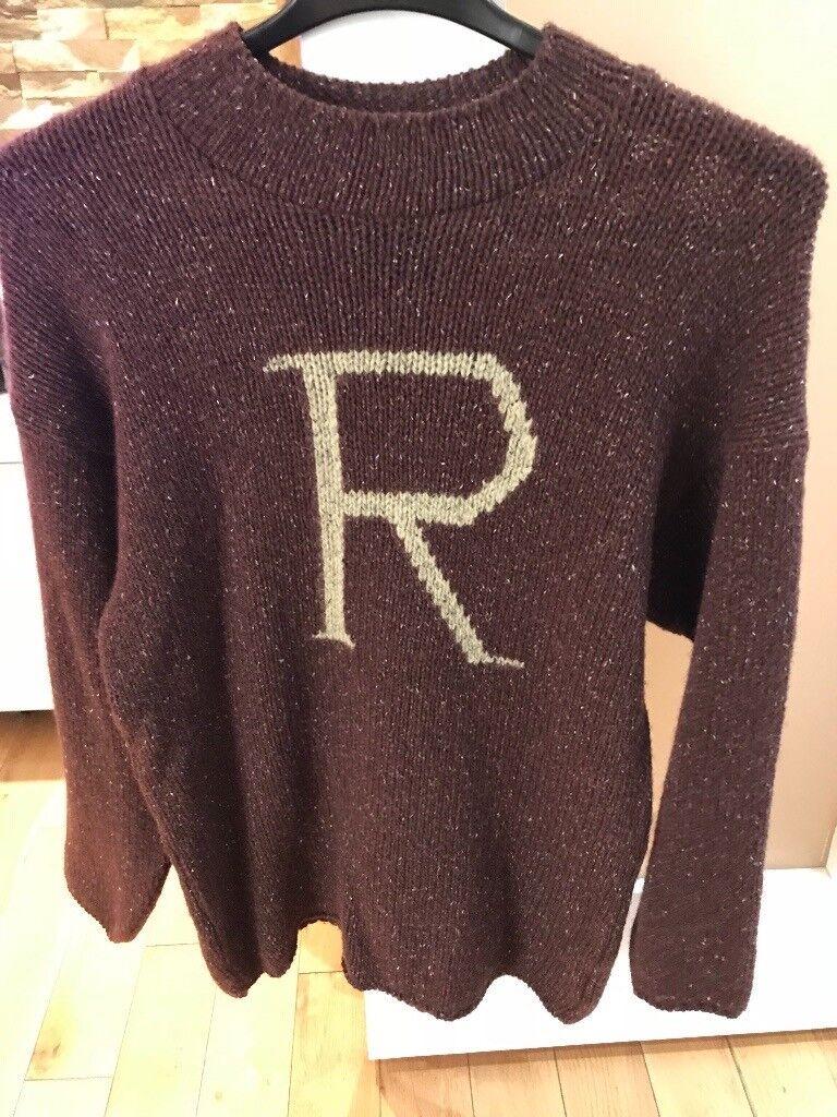 Harry Potter Ron Weasley Jumper Size S In Milton Glasgow Gumtree