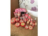 Soap and glory huge lot (not free)