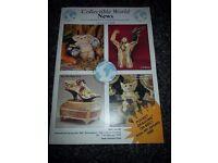 Collectible World Studios 1999 News magazine
