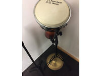 Djembe Drum and Stand never used