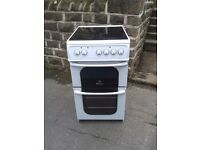 hotpoint electric cooker 500 wide