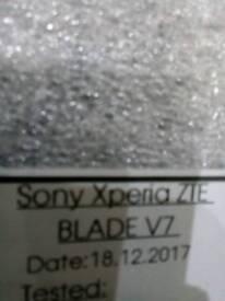 Sony Experia BLADE V7