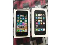 iPhone 5S 02 - Giffgaff - Tesco 16GB space gret