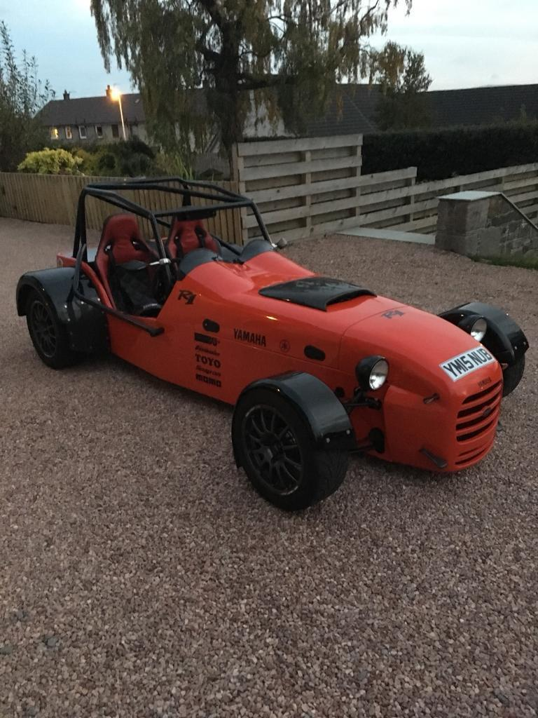 Kit car/R1 powered mnr vortx   in Crieff, Perth and Kinross   Gumtree