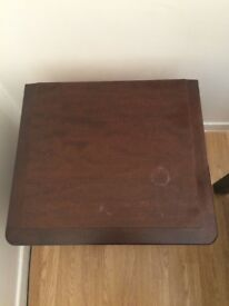 Stag Minstral Wardrobe and Bedside table