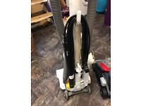 Zanussi vacuum cleaner and dirt devil carpet cleaner