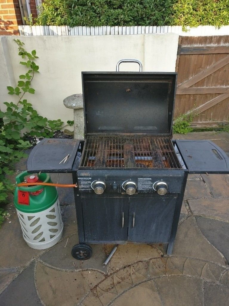 Flame Master Bbq.Flame Master Gas Barbeque Bbq Grill In Caversham Berkshire