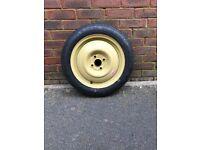 Honda Jazz Spare wheel