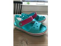 Crocs girl's sandals
