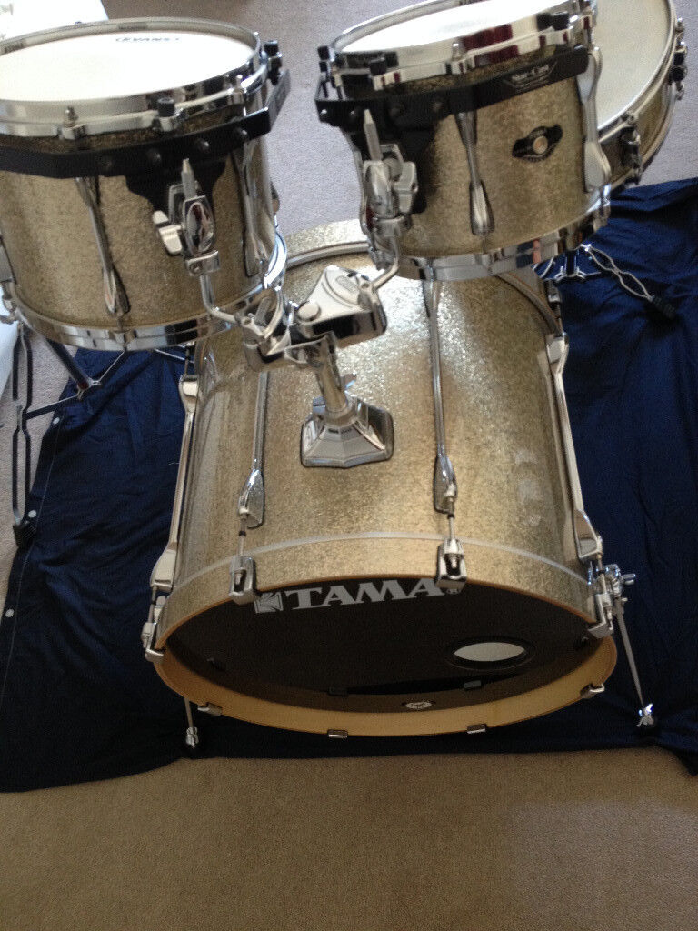 TAMA EFX Drumkit - fusion size - ultra rare - 22, 10, 12, 14 + 14sn