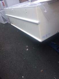 Large shop chest freezer