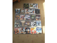 23 PS3 Games. All immaculate condition as New.