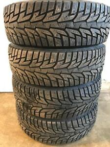 Like new 215/65R16 winter tires
