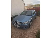 MERCEDES CLC220 CDi SPORT AUTOMATIC, COUPE, DIESEL, PANORAMIC SUNROOF, FULL SERVICE HISTORY