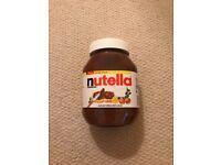 1kg brand new jar of nutella