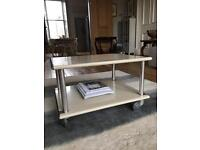 Habitat Coffee Media TV Table (retro vintage Scandi Minimalist table modern contemporary)