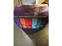 Harry Potter collection books 1-7