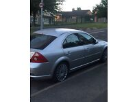 Mondeo st220 not focus fiesta st yes only 49k nearly 50k