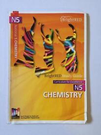 SQA Nat5 Study Books - Chemistry