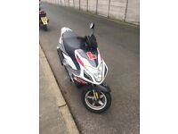 125 sinisharrier 15 plate verry fast bike in good condition