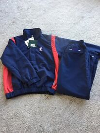 Golf track suits brand new with tags, were £70
