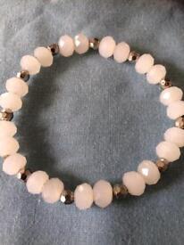 Assorted bracelets 50p each