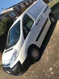 Citroen Dispatch Van 2012 hdi 1.6 enterprise citreon Lh