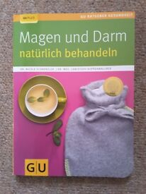 German book Magen und Darm natuerlich behandeln