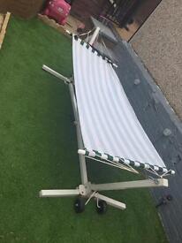 Garden outdoor hammock swing