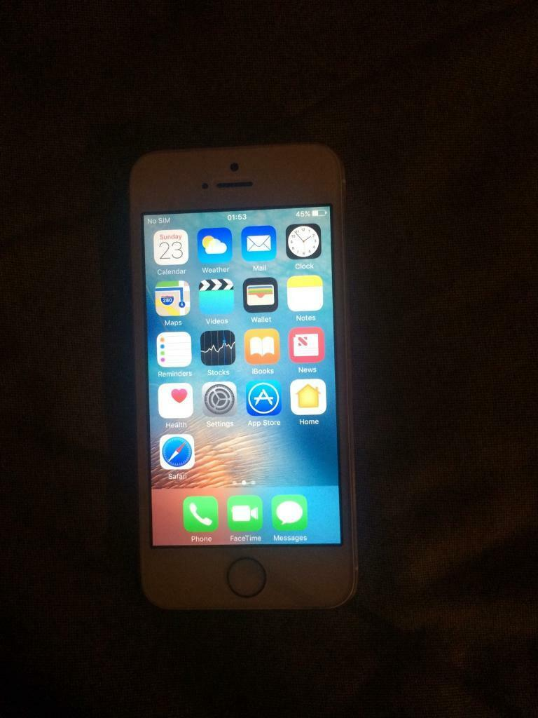 iPhone 5s ,mint conditionin Low Moor, West YorkshireGumtree - I am selling my iPhone 5s 16gb which is in very good condition and has been well looked after ,the network is on vodaphone ,everything fully working ,selling as I have got a upgrade ,email/text/call me for more informationPhone number 07452 908061