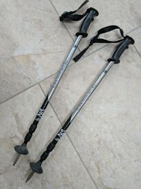 TrekMates Walking poles with anit-shock protection