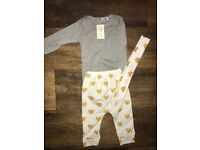 Baby girl outfit 6-9m