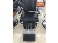 Leather Barber Shops Man Chair Salon Hairdressing Salon Furniture Man Barber Chair Full Leather