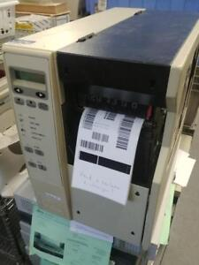 Zebra 110XiIII Plus Printer USB Serial and Ethernet Interfaces 113-741-0000 Need repair